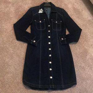 Jeans jacket/ dress